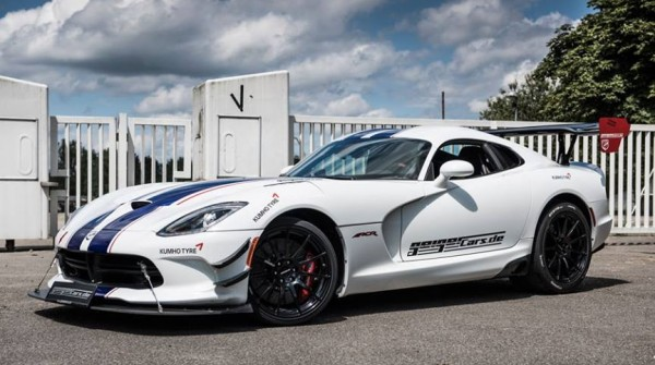 GeigerCars Dodge Viper ACR 0 600x335 at GeigerCars Dodge Viper ACR with 765 PS