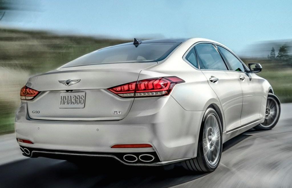Hyundai Genesis G80 Price 1 600x386 At 2017 Us Pricing And Specs
