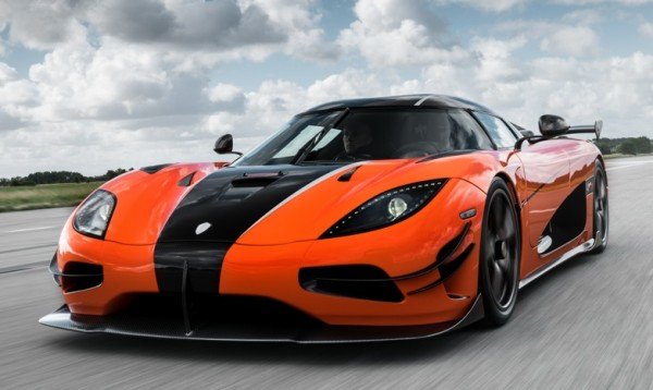 Koenigsegg Agera XS 0 600x358 at Koenigsegg Agera XS Announced for Monterey 2016