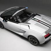 Lamborghini Gallardo LP 570 4 Spyder Top 2 175x175 at Lamborghini History and Photo Gallery
