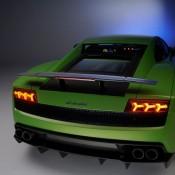 Lamborghini Gallardo LP 570 4 Superleggera Rear 3 175x175 at Lamborghini History and Photo Gallery