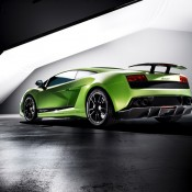 Lamborghini Gallardo LP 570 4 Superleggera Rear 5 175x175 at Lamborghini History and Photo Gallery