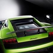 Lamborghini Gallardo LP 570 4 Superleggera Rear 6 175x175 at Lamborghini History and Photo Gallery