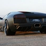 Lamborghini Murcielago Yeniceri Rear 5 175x175 at Lamborghini History and Photo Gallery