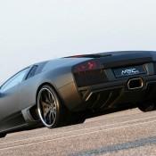 Lamborghini Murcielago Yeniceri Rear Side  175x175 at Lamborghini History and Photo Gallery