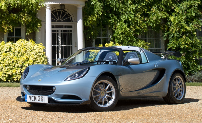Lotus Elise 250 Special Edition 0 at Official: Lotus Elise 250 Special Edition