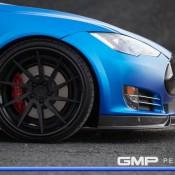 Matte Blue Tesla Model S 13 175x175 at Matte Blue Tesla Model S by GMP Performance