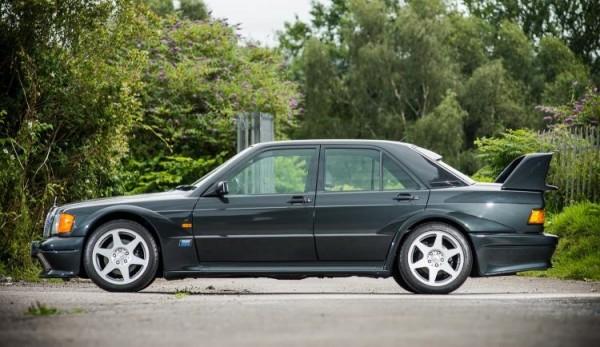 Mercedes 190E Evo II 2 600x347 at Up for Grabs: Virtually New Mercedes 190E Evo II