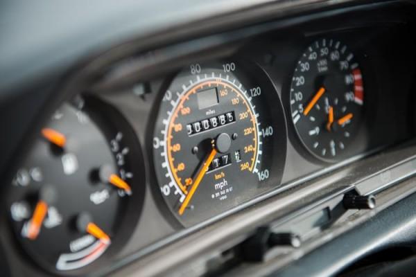Mercedes 190E Evo II 3 600x400 at Up for Grabs: Virtually New Mercedes 190E Evo II