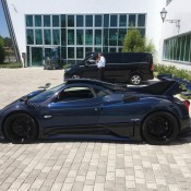 Pagani Zonda Mileson 1 175x175 at Pagani Zonda Mileson Edition Is Yet Another One Off