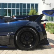 Pagani Zonda Mileson 3 175x175 at Pagani Zonda Mileson Edition Is Yet Another One Off