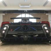Pagani Zonda Mileson 5 175x175 at Pagani Zonda Mileson Edition Is Yet Another One Off