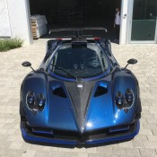 Pagani Zonda Mileson 6 175x175 at Pagani Zonda Mileson Edition Is Yet Another One Off