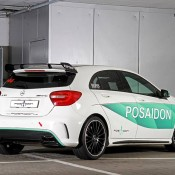 Posaidon Mercedes A45 AMG 1 175x175 at Posaidon Mercedes A45 AMG Packs 500 hp!