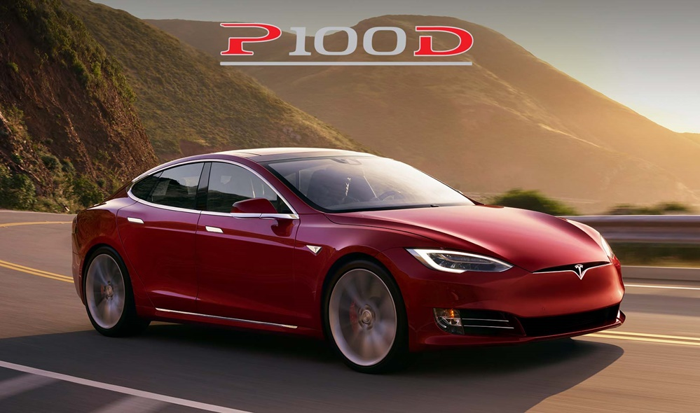 Tesla P100D at Tesla Announces P100D Pack for Model S and Model X
