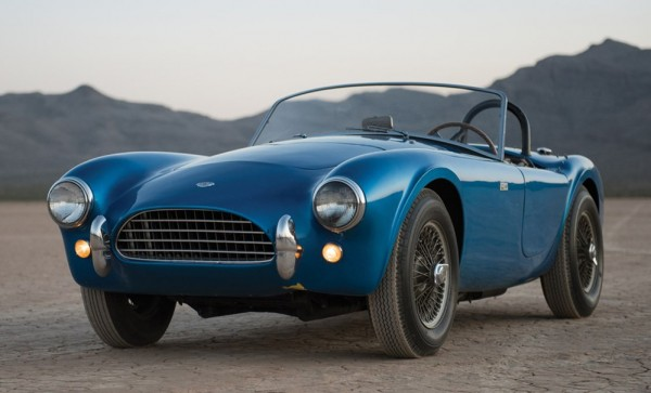 cobra southby 1 600x363 at First Ever Shelby Cobra Sold for $13.75 Million