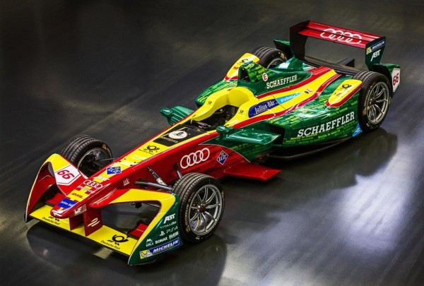 Audi Formula E . 600x405 at Audi Formula E Plan Officially Announced
