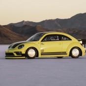 Beetle LSR Salt Flats 1 175x175 at World's Fastest Beetle Clocks 205 mph at Bonneville