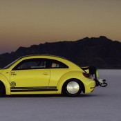 Beetle LSR Salt Flats 2 175x175 at World's Fastest Beetle Clocks 205 mph at Bonneville