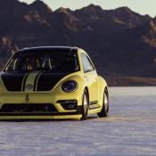Beetle LSR Salt Flats 3 175x175 at World's Fastest Beetle Clocks 205 mph at Bonneville