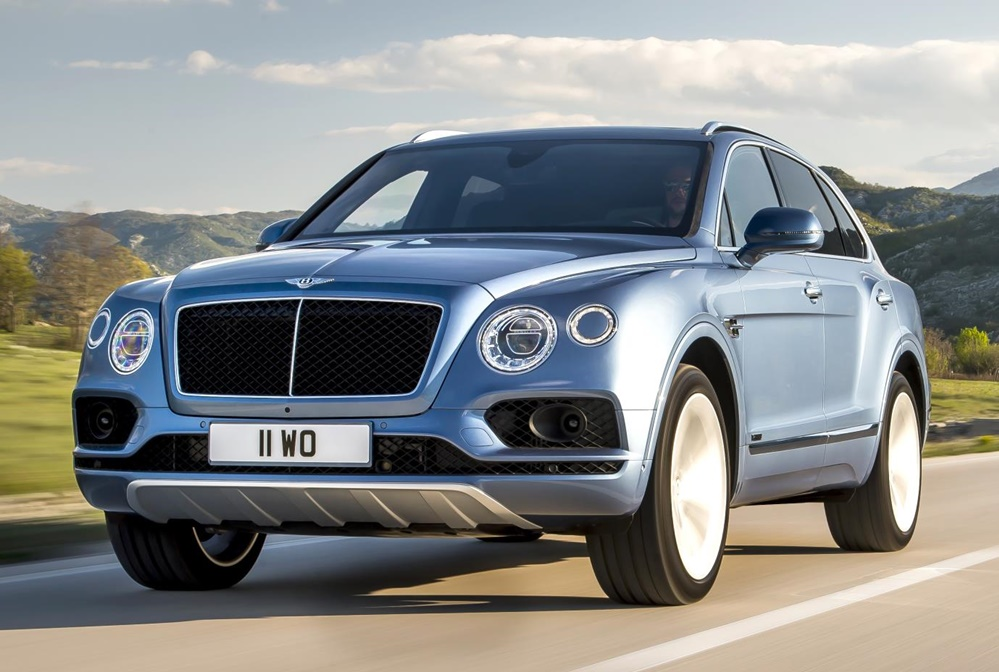 Bentley Bentayga Diesel 0 at Bentley Bentayga Diesel Officially Unveiled
