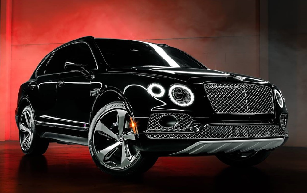 Bentley Bentayga Photoshoot 0 at Bentley Bentayga Detailed in Artsy Photoshoot