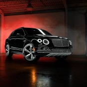 Bentley Bentayga Photoshoot 21 175x175 at Bentley Bentayga Detailed in Artsy Photoshoot