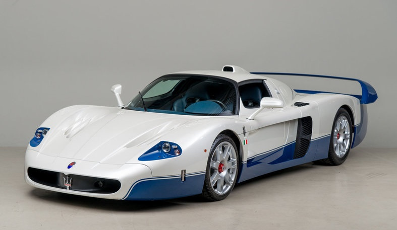 Federalized Maserati MC12 0 at Spotted for Sale: Federalized Maserati MC12 (1 of 7)