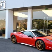 Ferrari 458 Niki Lauda Edition 1 175x175 at Spotted for Sale: Ferrari 458 Niki Lauda Edition