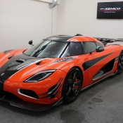 Final Koenigsegg Agera RS 1 175x175 at Spotted for Sale: Final Koenigsegg Agera RS