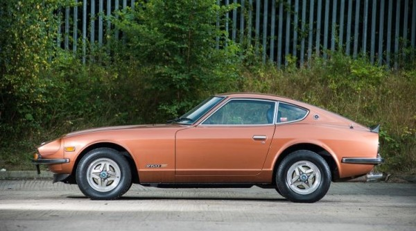 Low Mileage Datsun 260Z 2 600x333 at Up for Grabs: Low Mileage Datsun 260Z