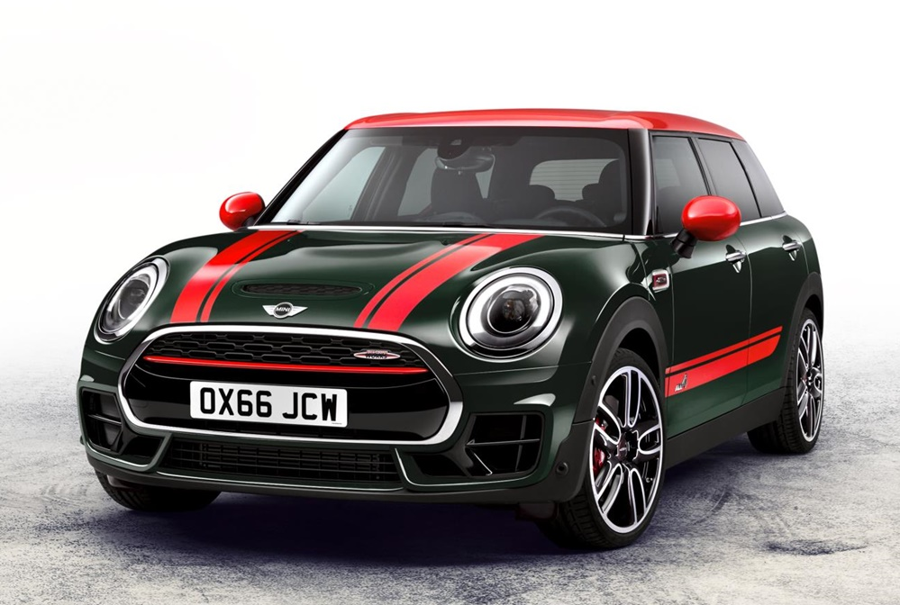 MINI John Cooper Works Clubman 0 at MINI John Cooper Works Clubman Launches in U.S.