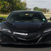 Matte Black Acura NSX 2 175x175 at Matte Black Acura NSX Sighted in Columbus