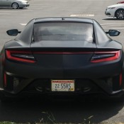 Matte Black Acura NSX 4 175x175 at Matte Black Acura NSX Sighted in Columbus