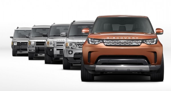 New Land Rover Discovery 2 600x321 at New Land Rover Discovery Teased for Paris Motor Show
