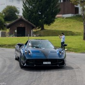 Pagani Huayra Futura 2 175x175 at One Off Pagani Huayra Futura Spotted in the Wild