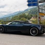 Pagani Huayra Futura 7 175x175 at One Off Pagani Huayra Futura Spotted in the Wild