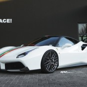 RACE Ferrari 488 6 175x175 at RACE! Ferrari 488 on ADV1 Wheels