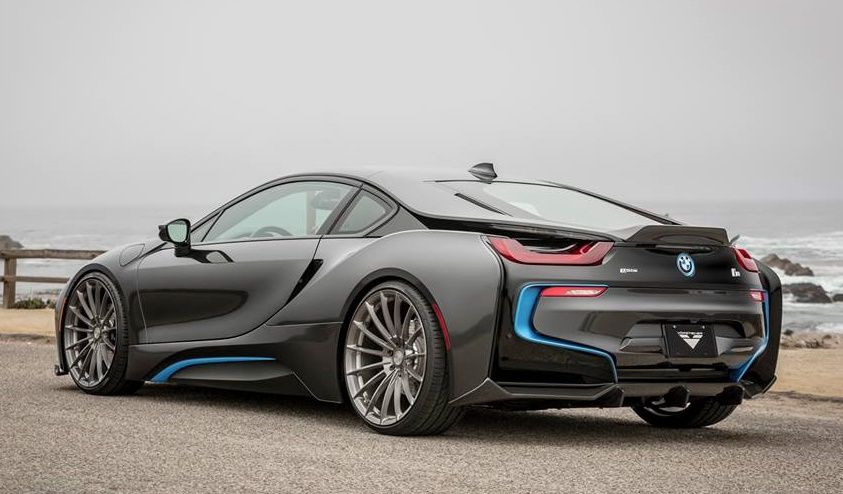 Vorsteiner Bmw I8 Ocean Photoshoot