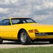 1973 Ferrari Daytona 12 175x175 at 1973 Ferrari Daytona Headed to Dallas Auction
