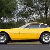 1973 Ferrari Daytona 7 175x175 at 1973 Ferrari Daytona Headed to Dallas Auction