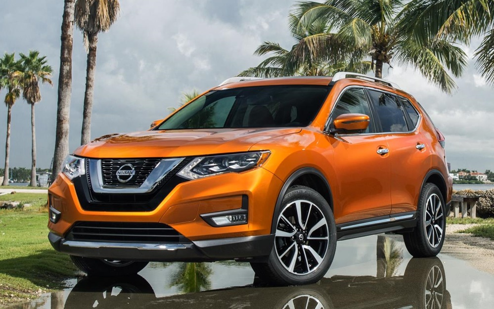 2017 Nissan Rogue MSRP Announced