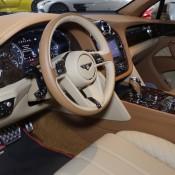Bentley Bentayga Gold 12 175x175 at Gallery: Bentley Bentayga Looks Dapper in Gold