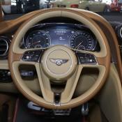 Bentley Bentayga Gold 16 175x175 at Gallery: Bentley Bentayga Looks Dapper in Gold