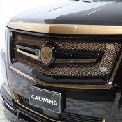 Calwing Cadillac Escalade Gold 12 175x175 at Calwing Cadillac Escalade Goes Black & Gold