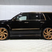 Calwing Cadillac Escalade Gold 2 175x175 at Calwing Cadillac Escalade Goes Black & Gold