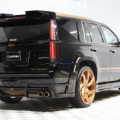 Calwing Cadillac Escalade Gold 3 175x175 at Calwing Cadillac Escalade Goes Black & Gold