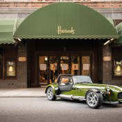 Caterham Seven Harrods 1 175x175 at Caterham Seven Harrods Launches Firm's Personalization Program