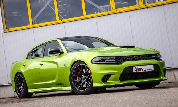 GeigerCars Dodge Charger Hellcat 0 600x362 at GeigerCars Dodge Charger Hellcat with KW Joints