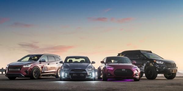 Hyundai 2016 SEMA 0 600x300 at Hyundai Reveals 2016 SEMA Lineup